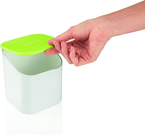 Verde Guzzini Kitchen Active Design Barattolo Not Only Salt 12 x 12 x H 14,5 cm