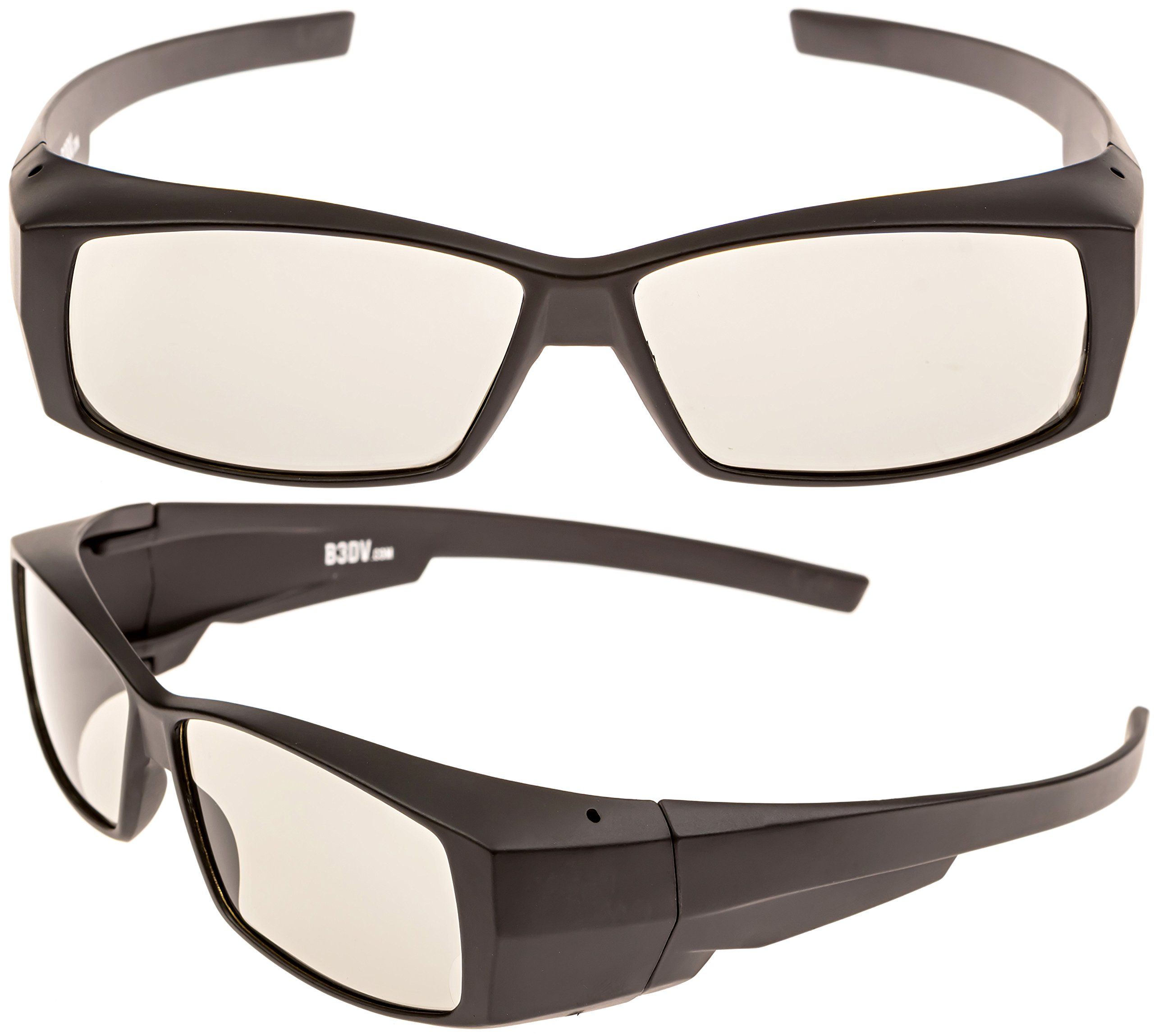 fa251df826 Better 3D View Passive 3D Glasses – Compatible with All Passive 3D TVs and  REALD 3D