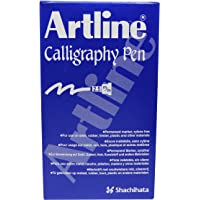 Artline 993XF Gold Metalik Kaligrafi Markörü, Uç: 2, 5mm, Altın