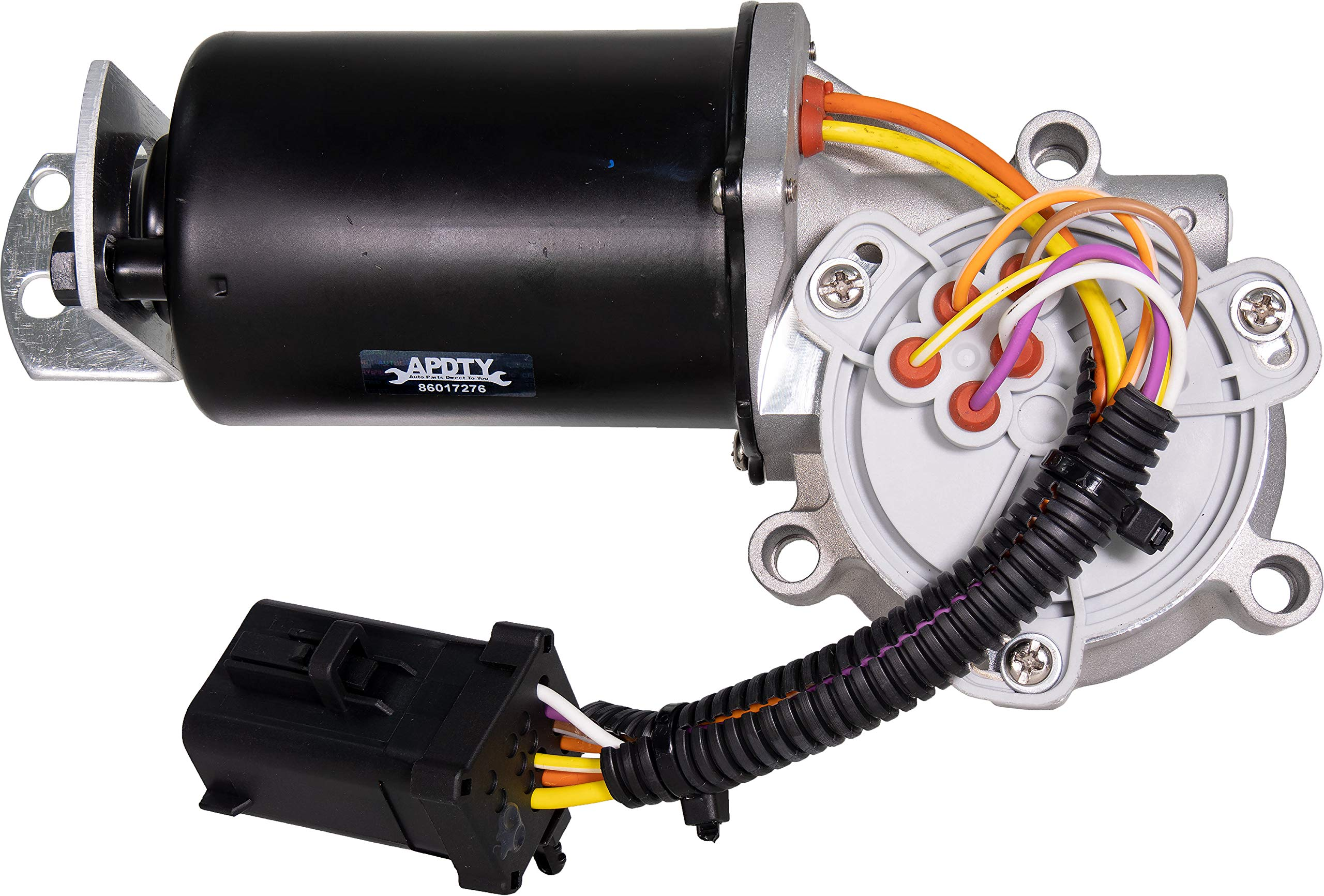 APDTY 711022 Transfer Case Shift Motor Fits 2004-2008 Ford F150 or Lincoln Mark LT 4-Wheel Drive 4WD Pickup Truck (Replaces 4L3Z7G360BA, 5L3Z-7G360-A, 8L3Z7G360-A)