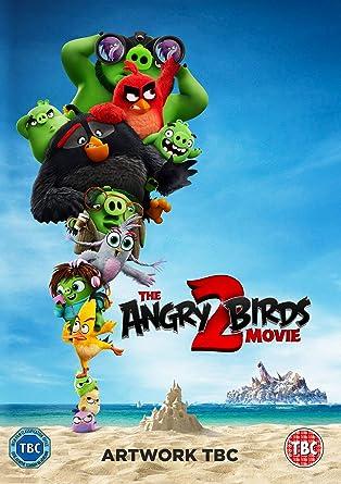 The Angry Birds Movie 2 [DVD] [2019]: Amazon co uk: DVD