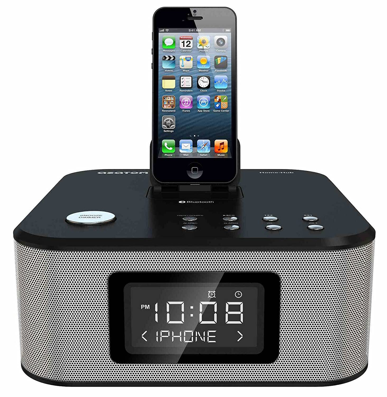 Phone Alarm Clock Dock For Android Phones top 10 best portable mp3 audio docks for android smartphones 2016 2017 on flipboard