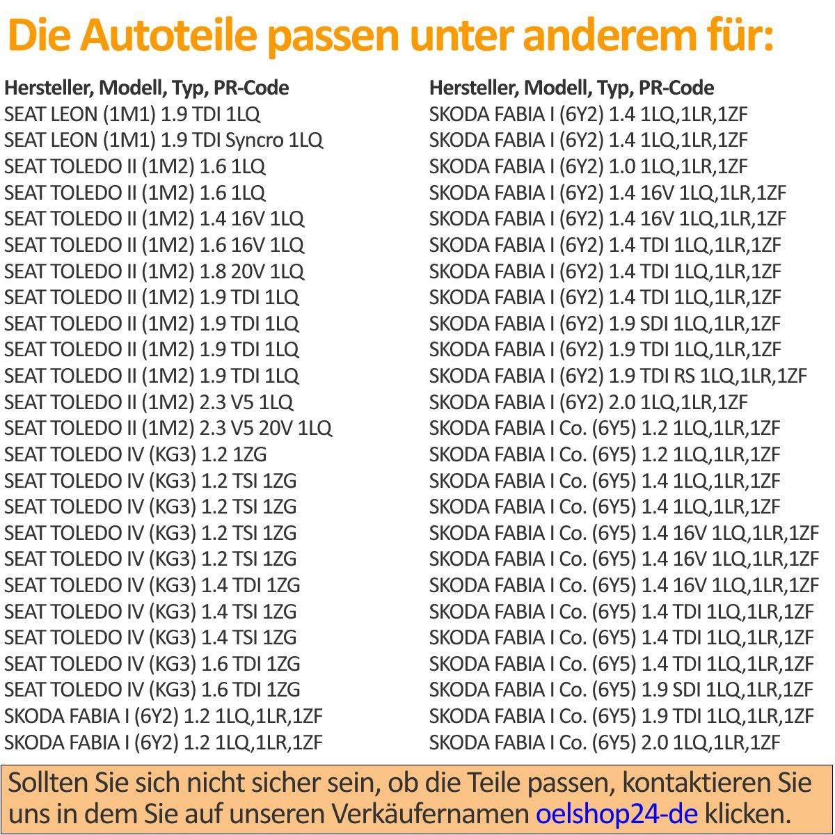 Priner Montagehandschuhe 100/% passend f/ür Ihr Fahrzeug Bremsscheiben und Bremsbel/äge f/ür vorne /Ø 256 mm und hinten /Ø 230 mm enthalten inkl Inspektionspaket Zimmermann Bremsen Set inkl AN161