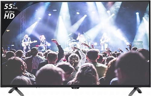 6. Onida 138 cm (55 Inches) 4K UHD LED Smart TV 55UIR