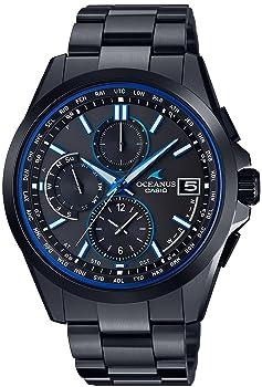 Oceanus(オシアナス) [カシオ]CASIO 腕時計 オシアナス クラッシクライン 電波ソーラー OCW-T2600B-1AJF メンズ