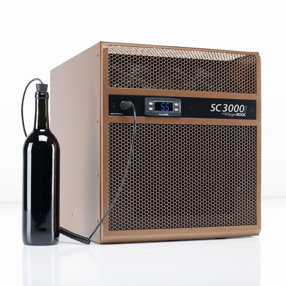 WhisperKOOL 3000i Wine Cooling Unit, 7263 by WhisperKOOL