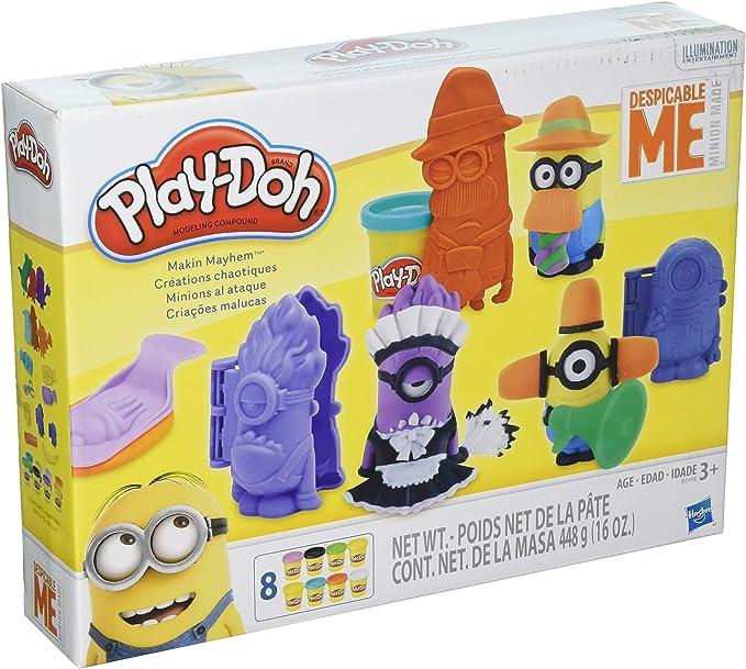 Play-Doh Despicable Me Make a Minion Hasbro B9742