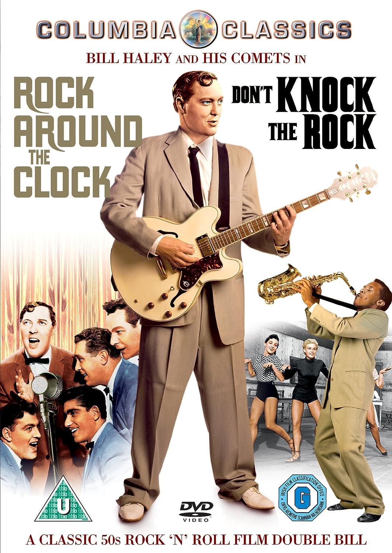 Amazon.co.jp   Rock Around the Clock / Don't Knock the Rock DVD・ブルーレイ -