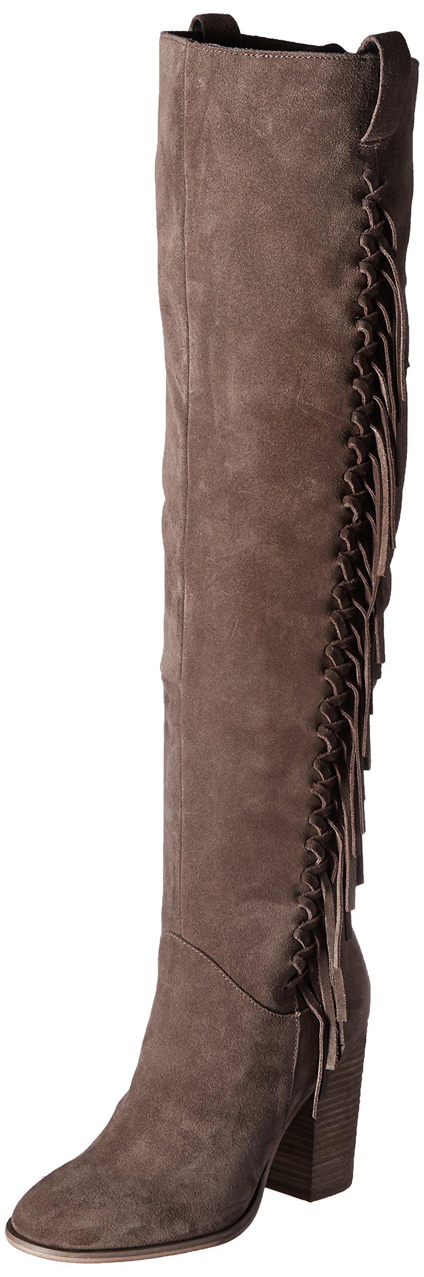 Carlos by Carlos Santana Women's Garrett Slouch Boot, Doe, 6.5 M US