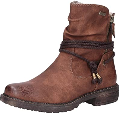 Bama 46554 Damen Stiefelette: : Schuhe & Handtaschen