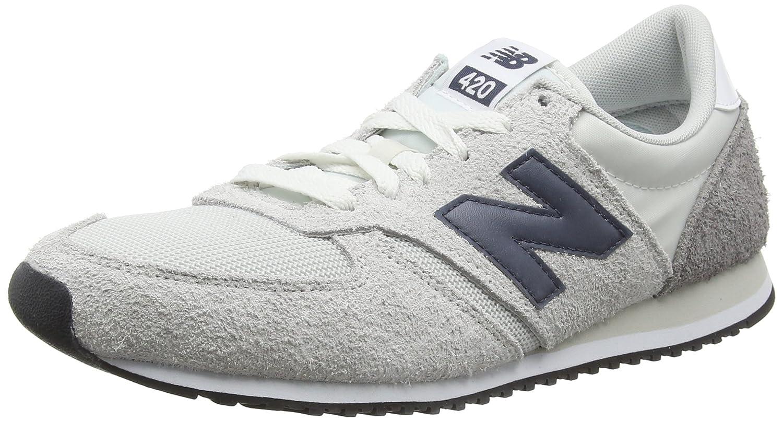 New Balance U420ggw-420, Zapatillas de Running Unisex Adulto 36 EU Multicolor (White 100)