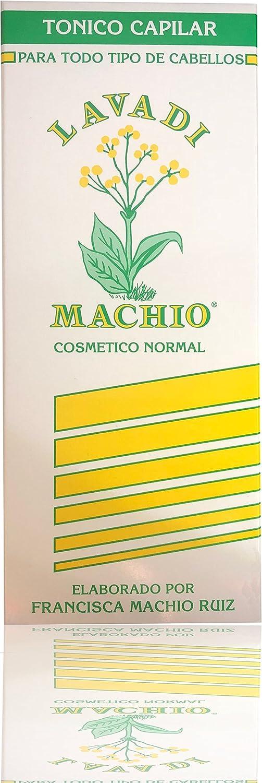 Tónico Capilar – 500 ml – Lavadi Machío: Amazon.es: Belleza