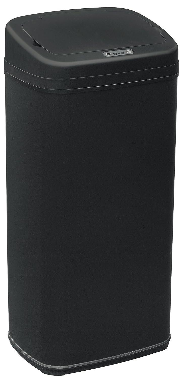 Sun Ruck センサー 自動開閉式 電動ゴミ箱 40L EA-ELT401 ブラック B075CJPY9Qブラック