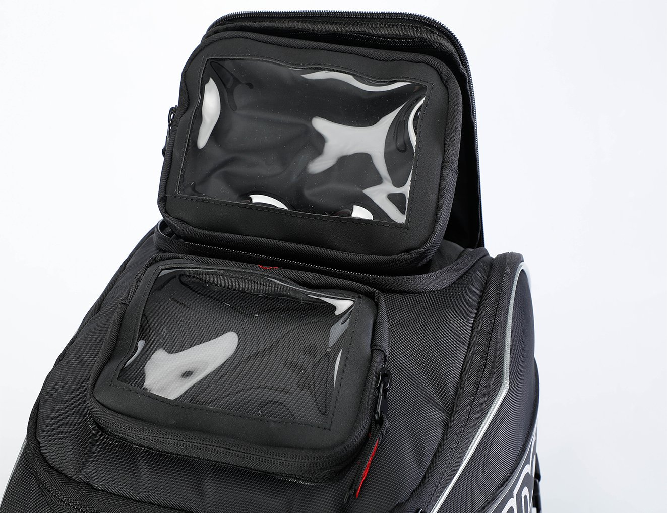 SEEU Motorcycle Tank Bag with Strong Magnetic//strap Mount Water Resistant Reflective