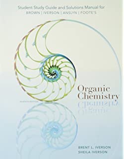 Amazon organic chemistry 9781133952848 william h brown student study guide and solutions manual for organic chemistry 7th edition fandeluxe Choice Image