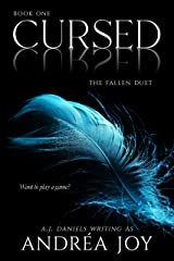 Cursed: A Reverse Harem Paranormal Romance (The Fallen Duet Book 1) Kindle Edition