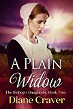 A Plain Widow (The Bishop's Daughters Book 2)