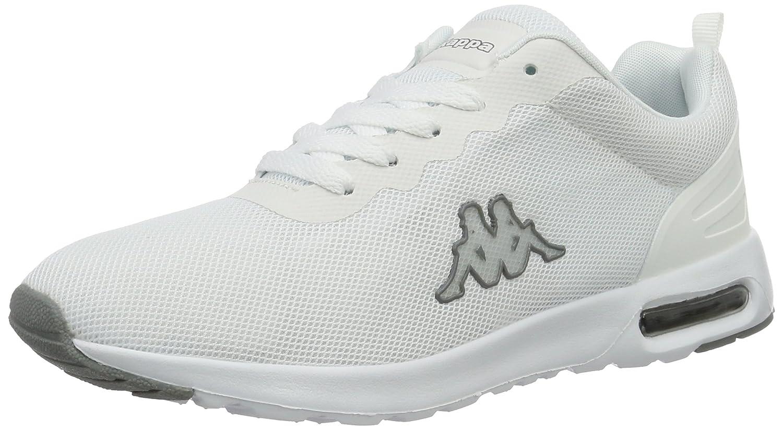 Kappa Classy, Zapatillas para Mujer 39 EU|Blanco (White/Grey)