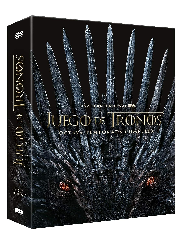 Juego De Tronos Temporada 8 Premium [DVD]
