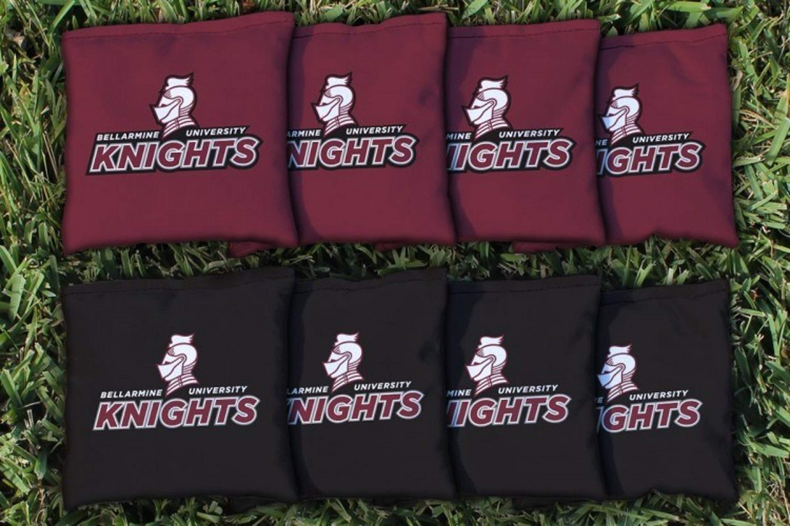 Victory Tailgate NCAA Regulation All Weather Cornhole Game Bag Set - 8 Bags Included - Bellarmine Knights by Victory Tailgate