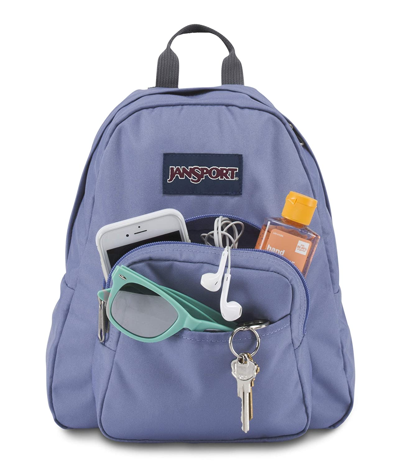 3a58ceb76b3 Jansport 10.2 Ltrs Bleached Denim School Backpack (JS00TDH60GX)  Amazon.in   Bags