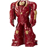 Marvel Avengers: Infinity War 33-inch Hulkbuster Ultimate Figure HQ Playset Toy Converts to 22-inch Mega Figure for Ages 4 and up