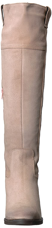 Bos. & Co.. Women's Horton Knee High EU Boot B06WW7RNTL 37 M EU High (6.5-7 US)|Nude Oil Suede fa592a