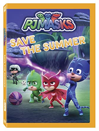 Pj Masks: Save The Summer [Edizione: Stati Uniti] [Italia] [