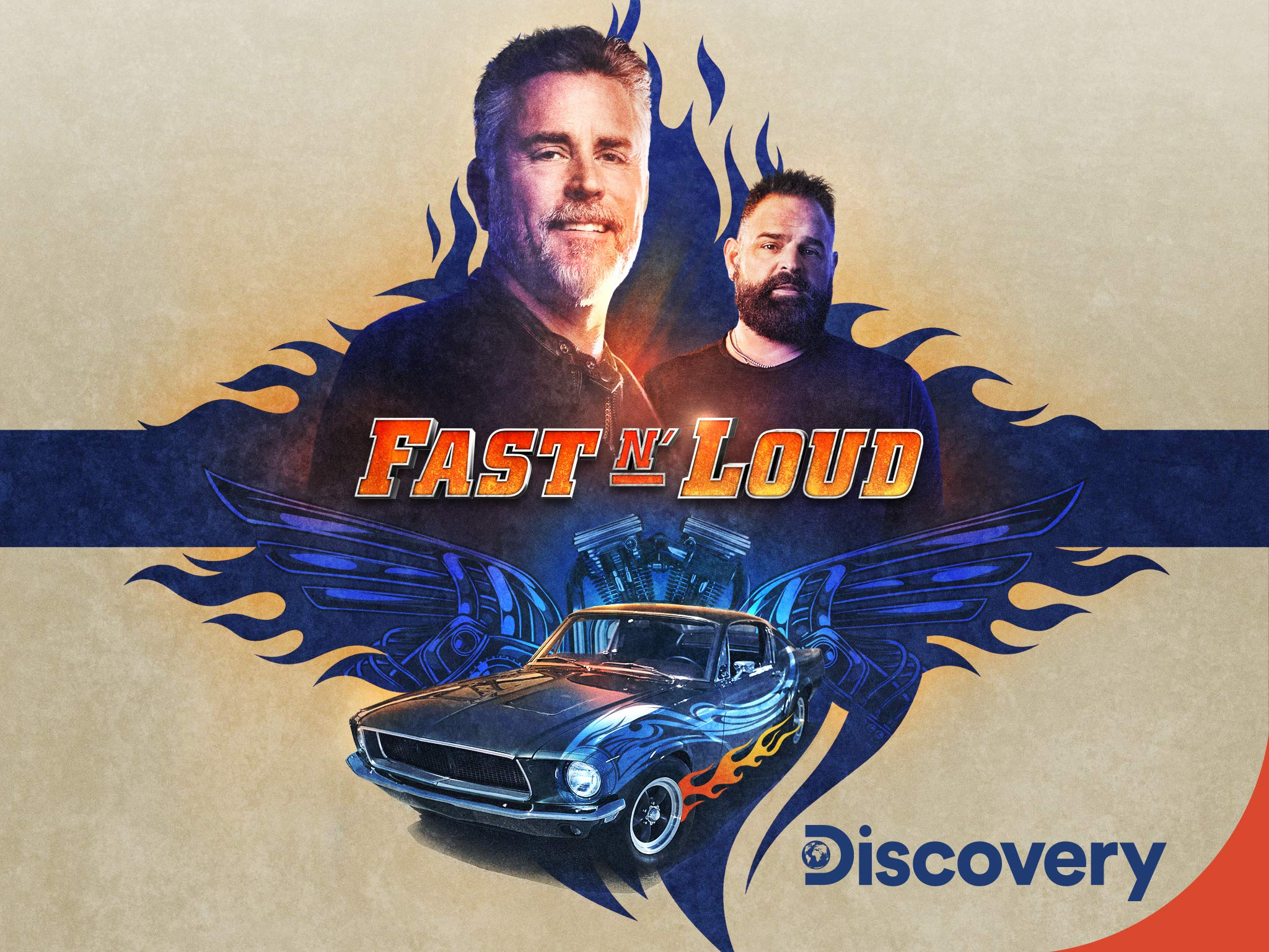 Watch Fast N Loud Season 15 Prime Video