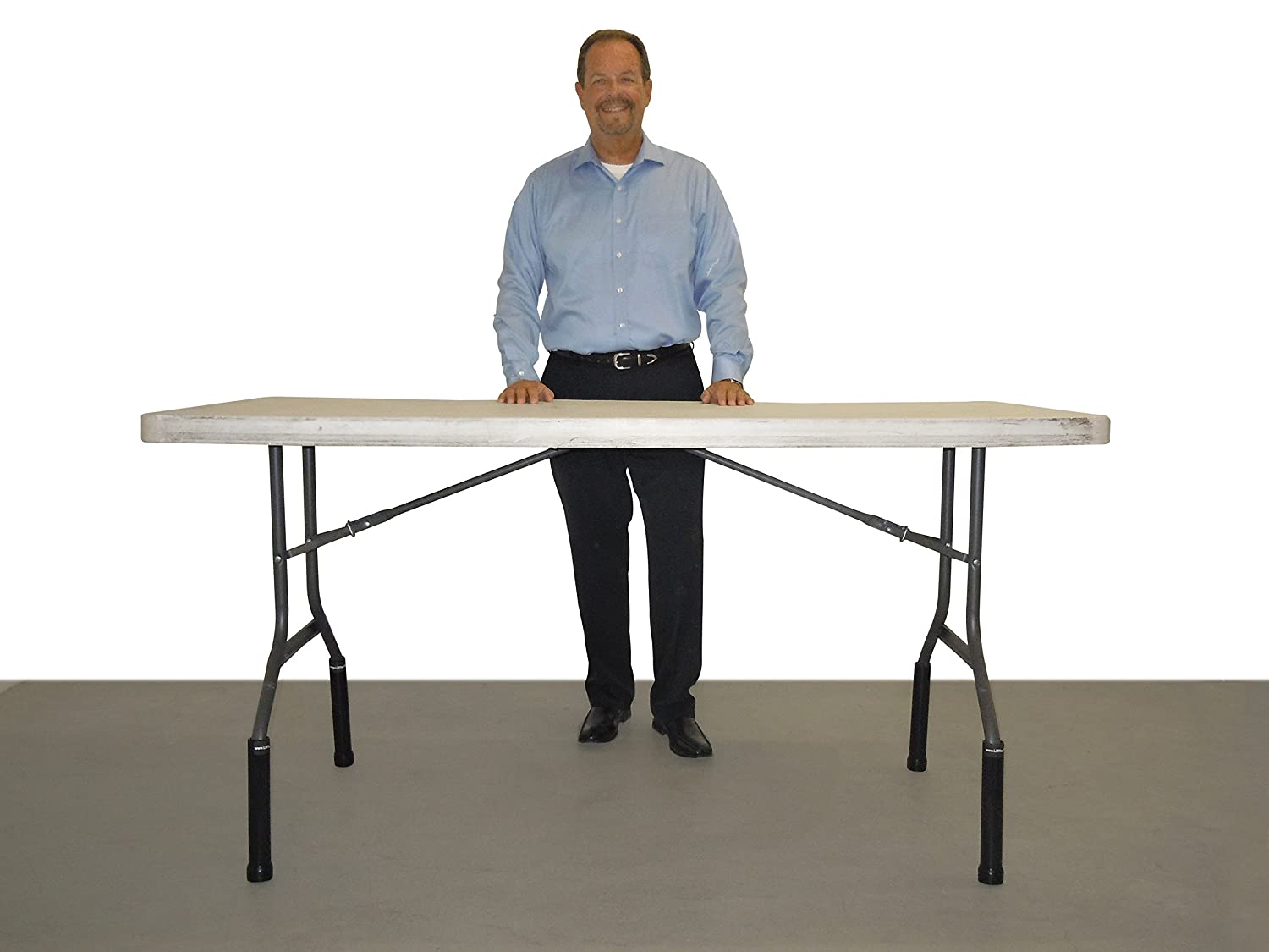 Etonnant Lift Your Table ®? Risers Lifts ... And Save Your Back! (Black): Amazon.ca:  Home U0026 Kitchen
