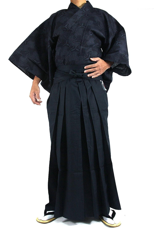 3nvnavy Edoten Japanese Samurai Hakama Uniform