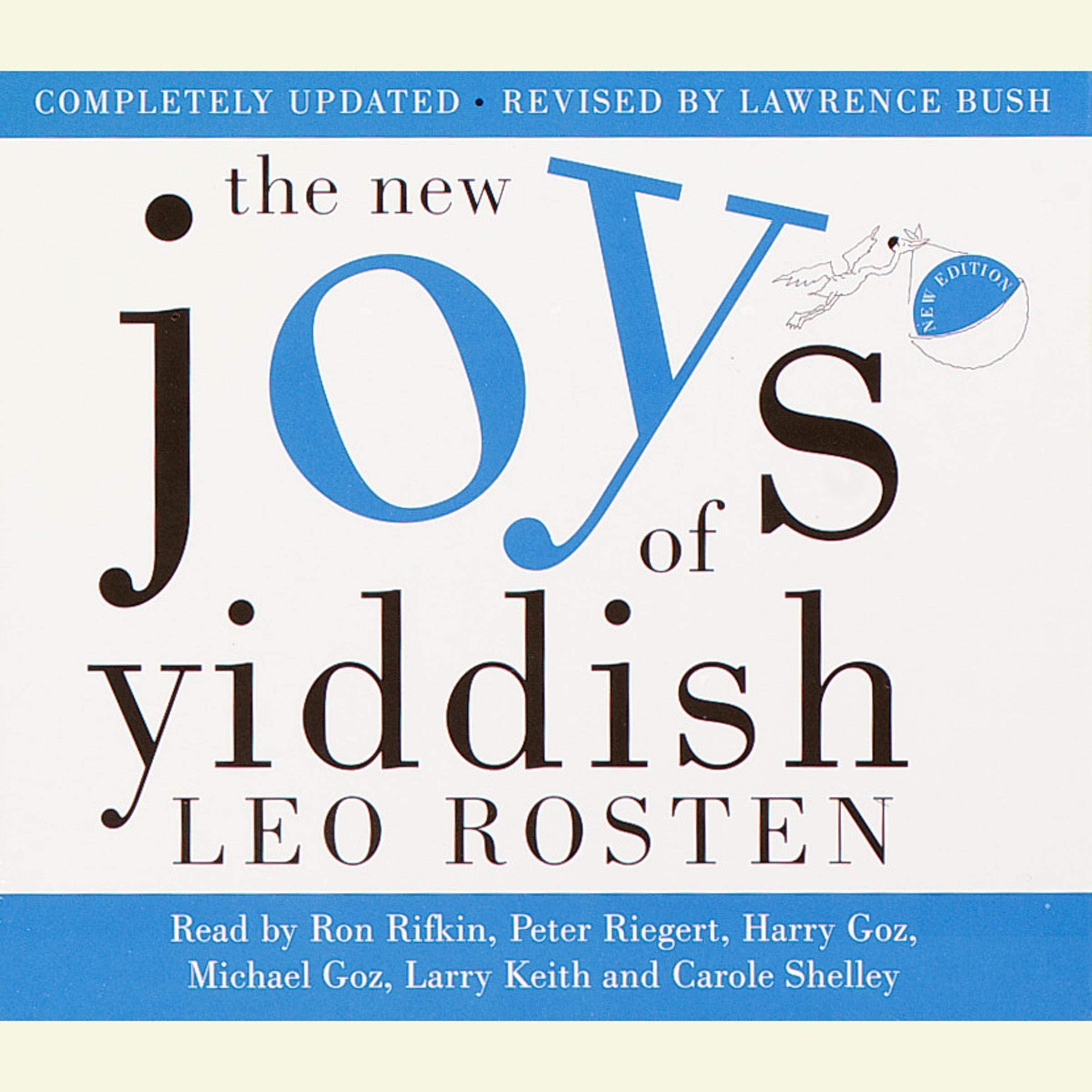 The New Joys Of Yiddish  Completely Updated