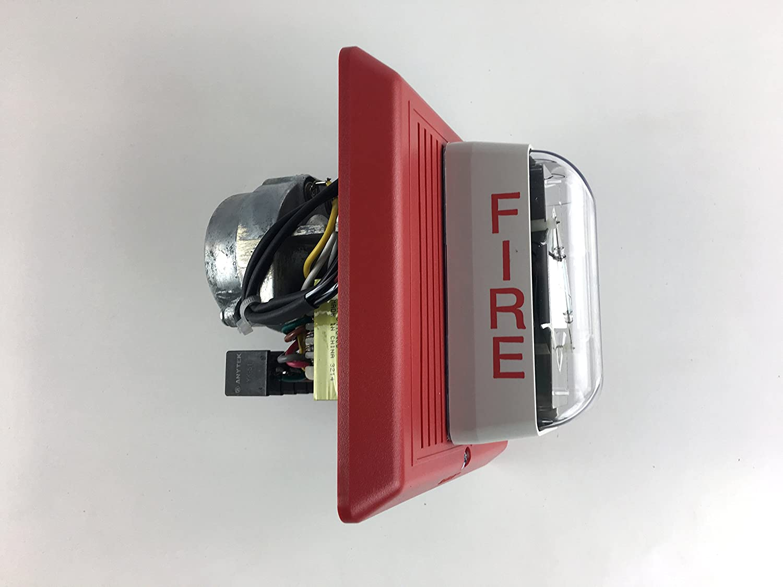 Edwards 757 - 7 a-rs70 - Altavoz Luz Estroboscópica W/Fire marcas (rojo): Amazon.es: Bricolaje y herramientas
