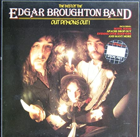 OUT DEMONS OUT! The Best of The Edgar Broughton Band : The Edgar Broughton Band, The Edgar Broughton Band: Amazon.fr: Musique