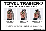 TOWEL TRAINER - Throwing and Pitching Trainer for