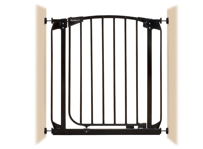 Bindaboo Haustier Sicherheit Tor, schwarz