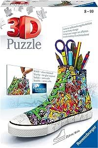 Ravensburger Sneaker Graffiti Style Jigsaw Puzzle (108 Piece)