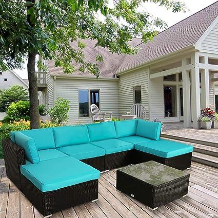 Amazon.com: Juego de muebles de patio para todo tipo de ...