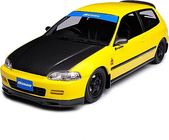 Generation 1995-2000 Nr 264 1//18 Otto Modell Aut Honda Civic Type R EK9 Weiss 6