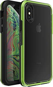 LifeProof SLAM Series Case for iPhone Xs & iPhone X - Retail Packaging - Night Flash