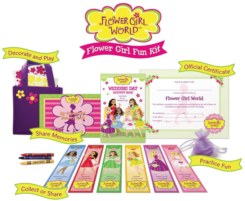 Download Flower Girl Fun Kit (Flower Girl World) pdf epub