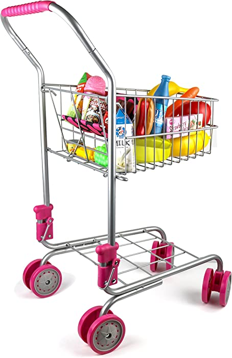 Top 10 Toy Shoppping Carts With Food