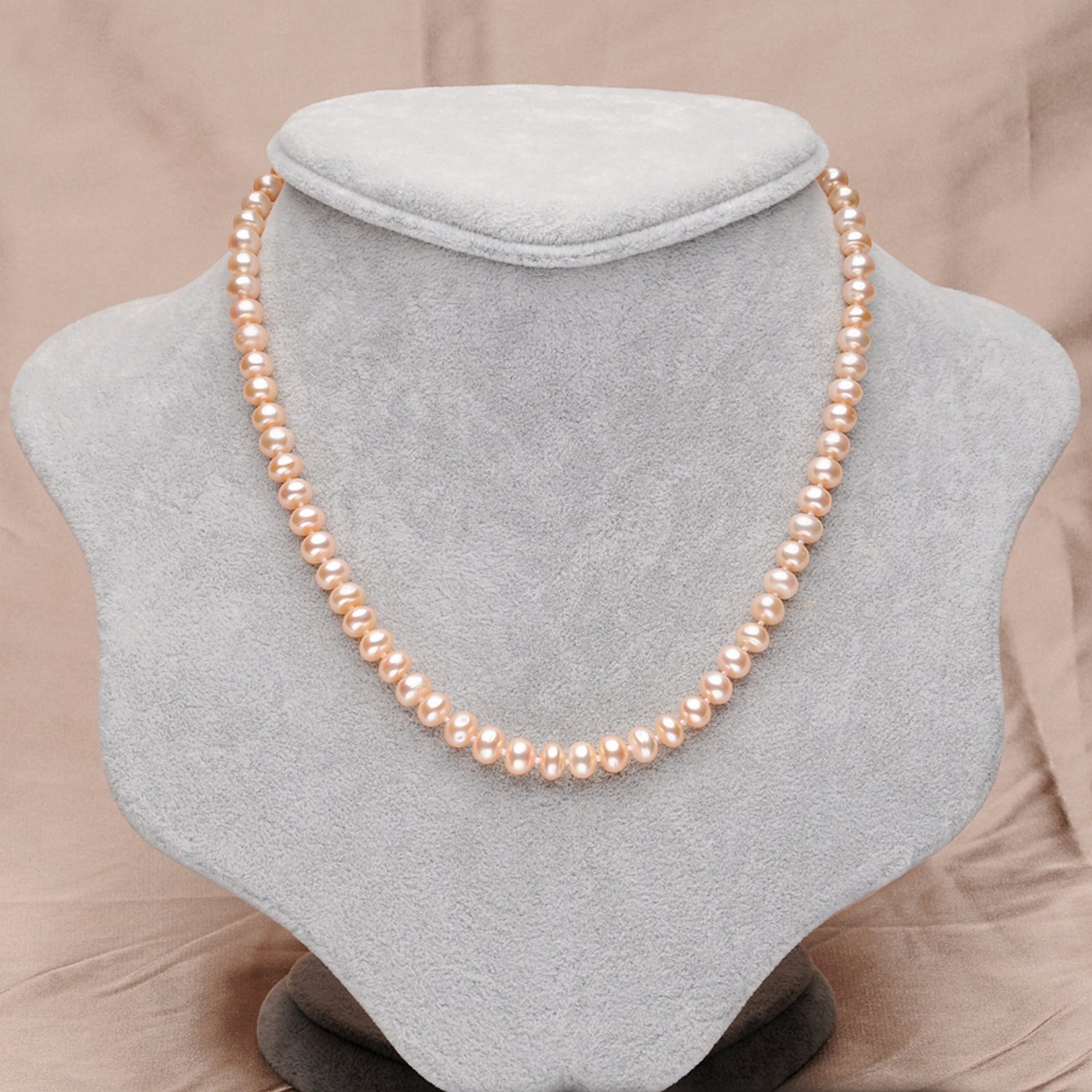 CS-DB Pendants Classic Style Pearl Chokers Silver Necklaces