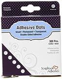 Scrapbook Adhesives 6 mm 300-Piece Adhesive Dots