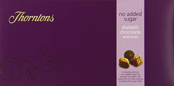 Thorntons No Added Sugar Diabetic Assortment 415 G