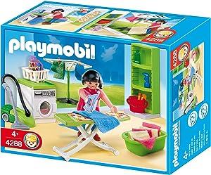 Playmobil Laundry Room