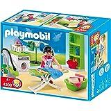 Playmobil 4282 jeu de construction salle de s jour for Playmobil buanderie