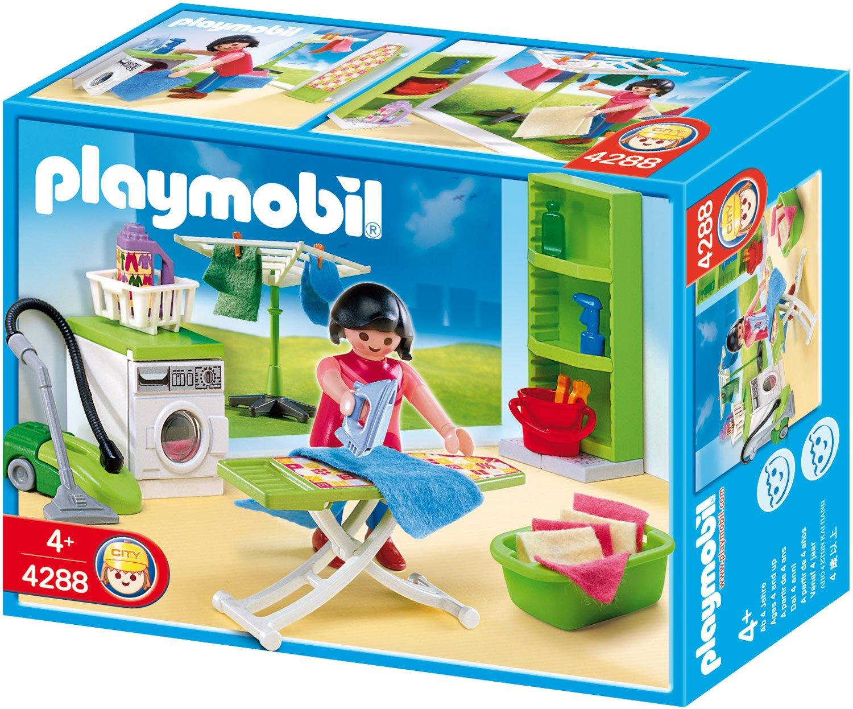 Playmobil - 4288 - Jeu de construction - Buanderie