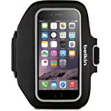 Belkin Sport-Fit Plus Armband for iPhone 6 Plus / 6S Plus, Fitbit Alta, Fitbit Blaze and Fitbit Charge HR (Black)