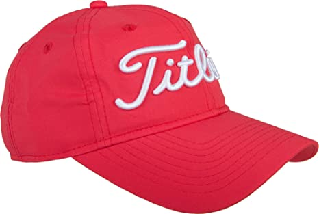 58a96d8b2 Image Unavailable. Image not available for. Color: Titleist Men's Tour  Performance Golf Hat ...